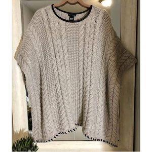 Club Monaco Alpaca Wool Blend Sweater